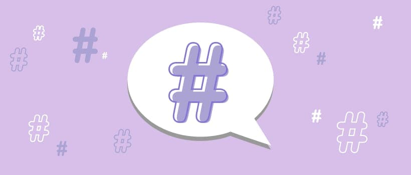 無論在Facebook,Twitter定Instagram,  #Hashtag標籤的使用都變得非常廣泛, 的而且確, 正確使用標籤能夠增加貼文的高出鏡率和更容易被目標群眾搜尋。