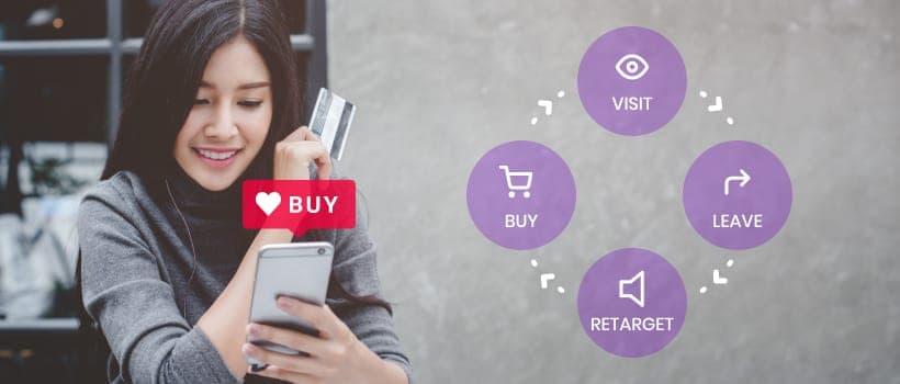 說到中小企業,尤其是零售業界的,要時刻保持穩定的銷售增長是需要各式各樣的行銷策略。因此,再行銷策略必然是各中小企業需要考慮的數碼營銷策略之一。