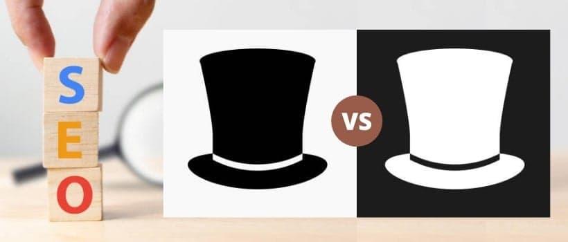 傻傻分不清「黑帽seo (Black Hat SEO)」與「白帽seo (White Hat SEO)」是什麼?
