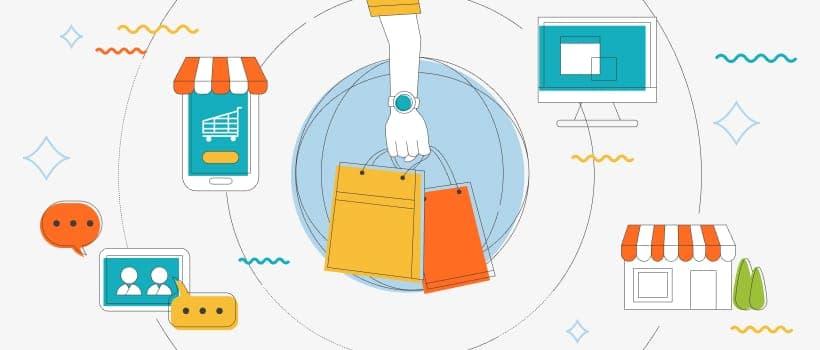 近年來,O2O線上與線下的零售模式漸漸成為零售界的其中主流之一。隨著科技應用日益靈活,數碼科技不停進化,O2O線上線下的零售模式可以說是隨生活變化所演變出來的新模式。這新模式包括兩大基本元素:網上平台和實體店,靠消費者於網上商店和實體店之間循環消費去維繫線上線下的經營模式。