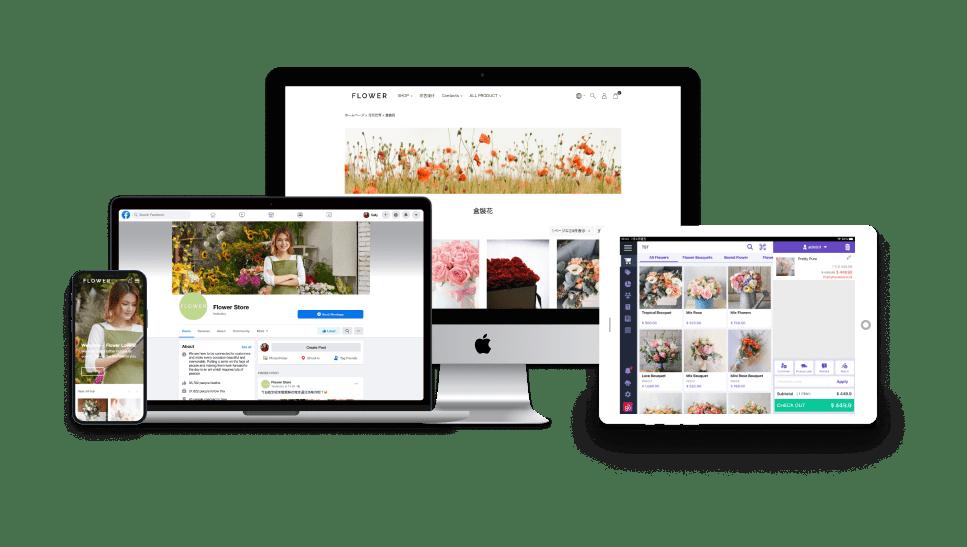 Omni-channel Retail Platform