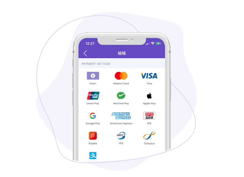 Connect payment and logistics systems to reduce daily hassle tasks